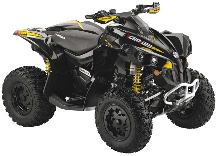 can am renegade 800 x