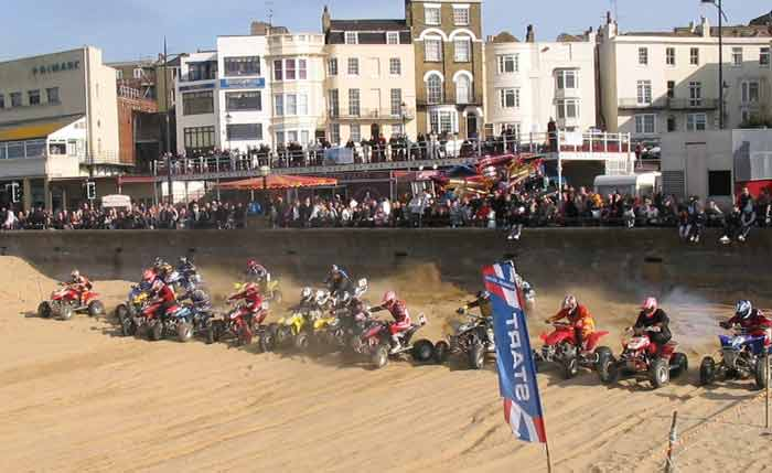 margate atv racing