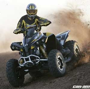 can am renegade x