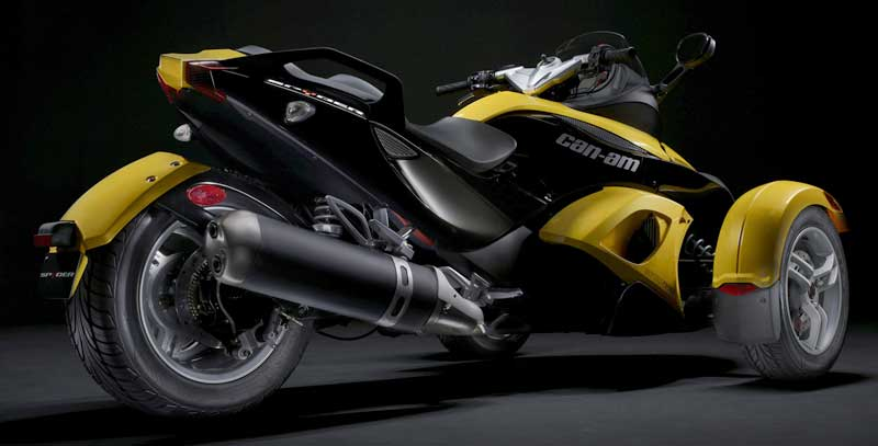 can-am spyder  dealers